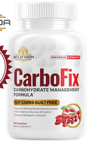 Carbofix Review Ingredients, Side Effects, and benefits